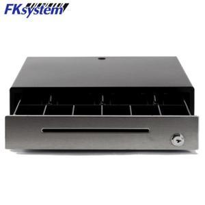 エフケイシステム キャッシュドロア DKD(6ピンモジュラー)接続 ブラック FKsystem Cash Drawer DKD (6-Pin Modular ) Connection Black|cio