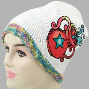 FOUR FORTY ONE(4.41) Four Forty One Knit Cap Aquarius White フォーフォーティーワン(4.41) ニット キャップ アクエリアス(水瓶座) ホワイト|cio
