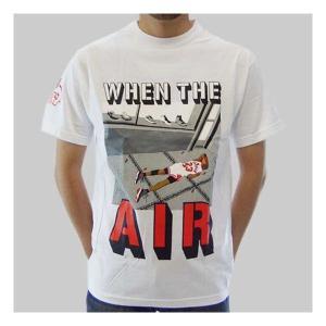 【SALE】GOLIATH WHEN THE AIR S/S TEE White ゴライアス ウェン ザ エアー S/S Tシャツ ホワイト|cio