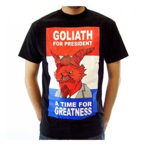 【SALE】GOLIATH TIME FOR GREATNESS S/S TEE Black ゴライアス ア タイム フォー グレイテス S/S Tシャツ ブラック|cio