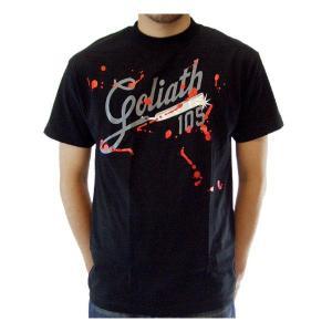 【SALE】GOLIATH Golighth 105 S/S TEE Black ゴライアス ゴライアス 105 S/S Tシャツ ブラック|cio