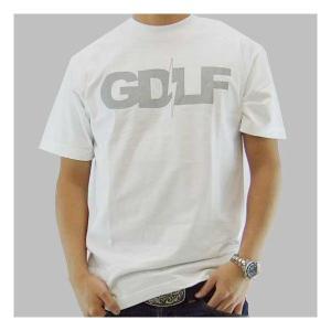 【SALE】Good Life WOGLKNT KAMINARI S/S TEE White/Gray グッドライフ WOGLKNT カミナリ S/S Tシャツ ホワイト/グレー|cio