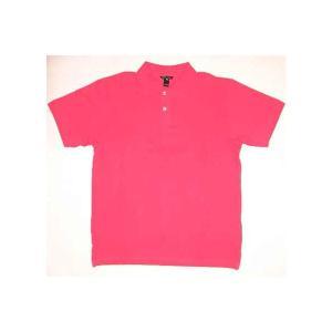 【SALE】H&M S/S POLO SHIRTS Pink ヘンネスアンドモーリッツ(エイチアンドアム) ポロシャツ ピンク cio