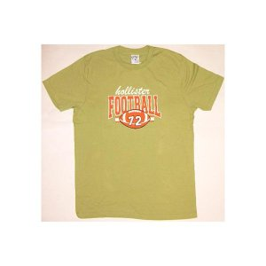 HOLLISTER S/S TEE Khaki ホリスター S/S Tシャツ カーキ|cio