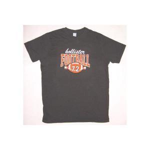 HOLLISTER S/S TEE Chacoal Gray ホリスター S/S Tシャツ チャコールグレー|cio
