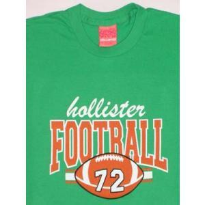 HOLLISTER S/S TEE Green ホリスター S/S Tシャツ グリーン|cio