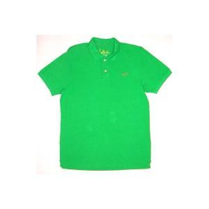 HOLLISTER POLO LimeGreen ホリスター  S/S ポロシャツ ライムグリーン|cio