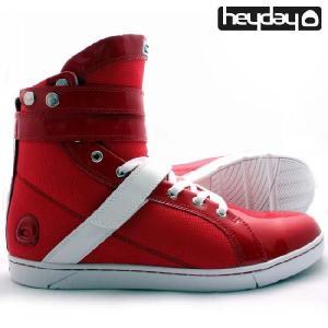 ヘイデイ スーパー シフト コア SS1030 レッド ホワイト Heyday SUPER SHIFT CORE SS1030 Red White|cio