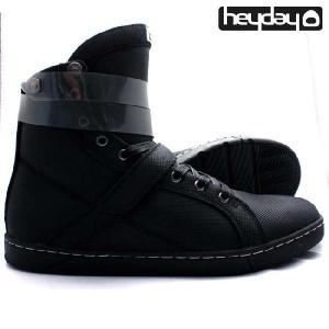 ヘイデイ スーパー シフト コア SS1035 ブラック ブラック Heyday SUPER SHIFT CORE SS1035 Black Black|cio
