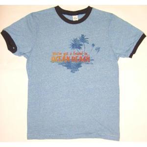 HOLLISTER S/S TEE Sky Blue ホリスター S/S Tシャツ スカイブルー|cio