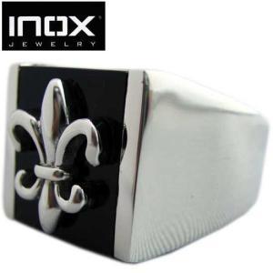 INOX JEWELRY Stainless Ring FRJ105J-11 イノックス ジュエリー ステンレス リング FRJ105J-11|cio