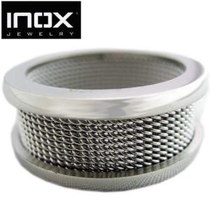 INOX JEWELRY Stainless Ring FR4840 イノックス ジュエリー ステンレス リング FR4840|cio