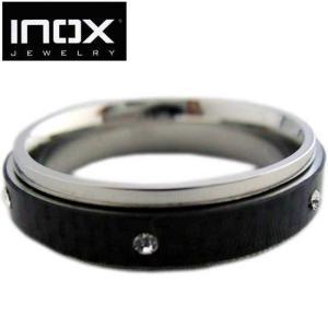 FR5237 INOX JEWELRY Stainless Ring FR5237 イノックス ジュエリー ステンレス リング FR5237|cio