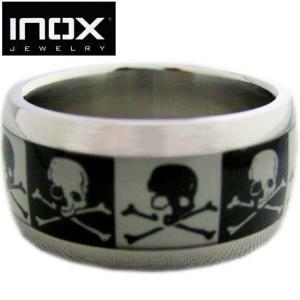 INOX JEWELRY Stainless Ring FR4743 イノックス ジュエリー ステンレス リング FR4743|cio