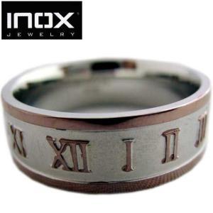 INOX JEWELRY Stainless Ring FR3302C イノックス ジュエリー ステンレス リング FR3302C|cio