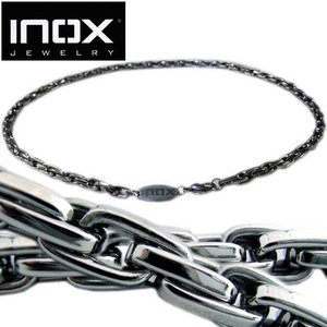 INOX JEWELRY Stainless Chain NSTC1438-22 イノックス ジュエリー ステンレス チェーン NSTC1438-22|cio