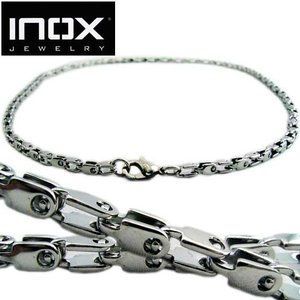 INOX JEWELRY Stainless Chain NSTC1434 イノックス ジュエリー ステンレス チェーン NSTC1434|cio