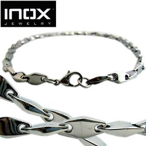 INOX JEWELRY Stainless Chain NSTC584-24 イノックス ジュエリー ステンレス チェーン NSTC584-24|cio