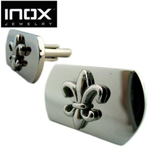 INOX JEWELRY Stainless Cuff Button SSCL003 イノックス ジュエリー ステンレス カフスボタン SSCL003|cio