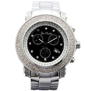 ジョーロデオ ジュニア クロノグラフ ダイアモンド ウォッチ JJU6 ブラック Joe Rodeo Junior Chronograph Diamond Watch JJU6 cio