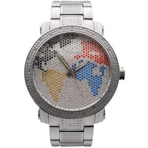ジョジーノ ダイヤモンド ウォッチ シルバー シルバー MJ-1030 JOJiNO Diamond Watch Silver Silver MJ-1030|cio