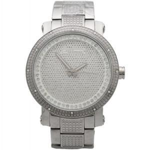 ジョジーノ ダイヤモンド ウォッチ シルバー シルバー MJ8020 JOJiNO Diamond Watch Silver Silver MJ8020|cio