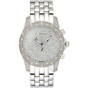 ジョジーノ クロノグラフ ダイヤモンド ウォッチ シルバー シルバー MJ-1120 JOJiNO CHRONOGRAPH Diamond Watch Silver Silver MJ-1120|cio