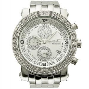 ジョジーノ クロノグラフ ダイヤモンド ウォッチ シルバー シルバー MJ-1054 JOJiNO CHRONOGRAPH Diamond Watch Silver Silver MJ-1054|cio
