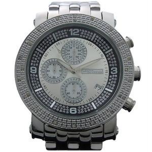 ジョジーノ クロノグラフ ダイヤモンド ウォッチ シルバー シルバー MJ-1055 JOJiNO CHRONOGRAPH Diamond Watch Silver Silver MJ-1055|cio