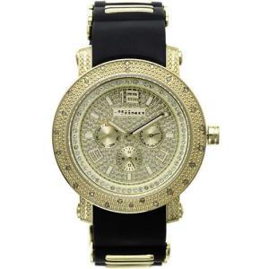 ジョジーノ クロノグラフ ダイヤモンド ウォッチ ゴールド ゴールド MJ-1188 JOJiNO CHRONOGRAPH Diamond Watch Gold Gold MJ-1188|cio