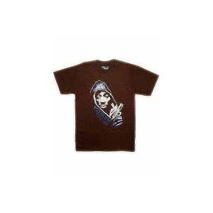 【SALE】KEEP DIGGIN' S/S TEE SHIRT BROWN/2PAC キープディギン S/S Tシャツ ブラウン×トゥパック|cio