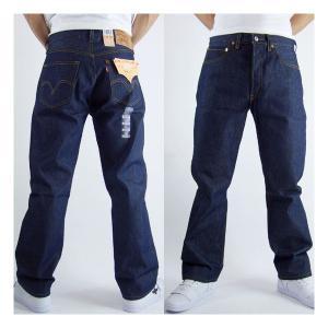【SALE】リーバイス オリジナル フィット ストレート レッグ 501 0000 ボタンフライ ロー ブルー Levi's ORIGINAL FIT STRAIGHT LEG 501 0000 BUTTON FLY|cio