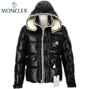 モンクレール ダウンジャケット ブランソン シャイニー ブラック 999 2010-2011AW シャイニー ブラック MONCLER BRANWON 999 2010-2011AW Shiny Black cio