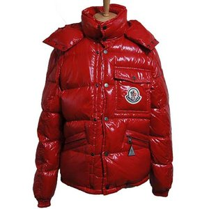 モンクレール ケーツー(ケイツー) シャイニーレッド 420 MONCLER K2 Shiny Red 420 2009-2010AW cio