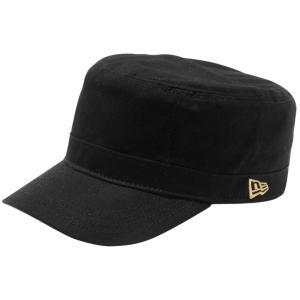 ニューエラ ワークキャップ WM01 シリーズ ブラック メタリック ゴールド New Era Work Cap WM01 Series Black Metallic Gold|cio