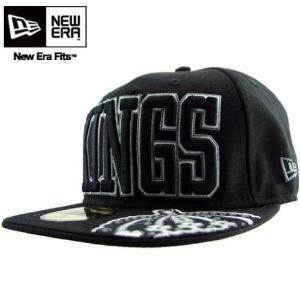 ブラックロゴ NHL エピックワード ロサンゼルス キングス ブラック/グレー New Era Cap BLACK LOGO NHL EPIC WORD Los Angeles Kings Black cio
