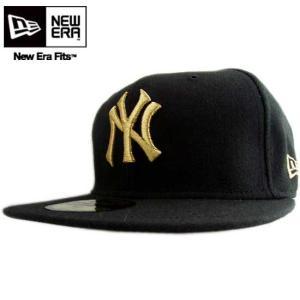 ゴールドロゴ クーパーズタウン カスタム ニューヨーク ヤンキース ブラック/ゴールド New Era COOPERS TOWN CUSTOM New York Yankees Black|cio