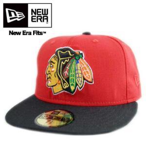 ニューエラ キャップ マルチロゴ シカゴ ブラックホークス レッド/ブラック New Era Cap Multi Logo NHL Chicago BlackHowks Red cio