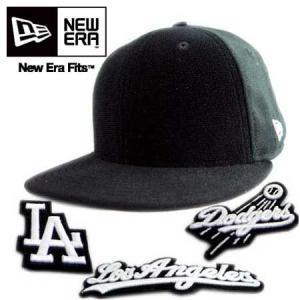 ニューエラ キャップ スペシャルロゴ パッチ ロサンゼルス ドジャース ブラック/ホワイト New Era Cap PATCH LosAngeles Dodgers Black|cio