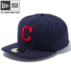 ニューエラ 5950キャップ オーセンティック オルタネイト2 クリーブランド インディアンス New Era 59FIFTY Cap Authentic Alternate 2 Cleveland Indians|cio
