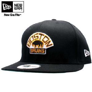 ニューエラ オープン バック アジャスタブル NHL ビンテージ ボストン ブルーインズ New Era Cap Open Buck Adjustable NHL Vintage Boston Bruins cio