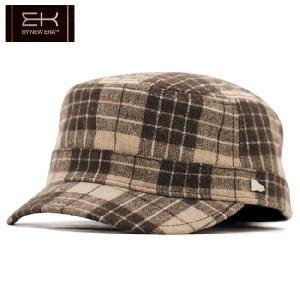 イーケー バイ ニューエラ ワークキャップ イーケーサリバン ブラウン EK by New Era Work Cap EK SULLIVAN Brown|cio