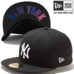 ニューエラ 5950キャップ アンダーバイザー ニューヨークヤンキース ブルーインク-ニューベリー New Era 59FIFTY Cap  Under Visor New York Yankees Blue Ink|cio