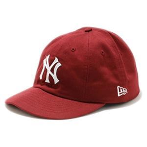 ニューエラ 8パネル1920キャップ クーパーズタウン コレクション ニューヨークヤンキース 1961 カーディナル ホワイト New Era 8-Panel 19Twenty Cap NY Yankees|cio