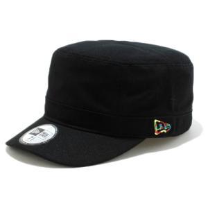 ニューエラ ワークキャップ WM01 ブラック マルチ New Era Work Cap WM01 Black Multi|cio
