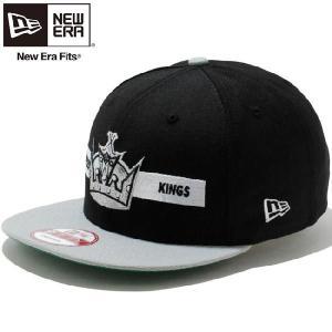 ニューエラ キャップ 950 スナップバック キャップ ロサンゼルスキングス ブラック グレー New Era 9FIFTY Cap Snap Back CollectionLos Angels Kings Black cio