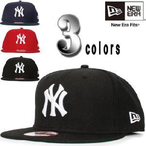 ニューエラ 950 スナップバック キャップ ニューヨークヤンキース 3カラーズ New Era 9Fifty Cap Snap back Collection New York Yankees 3Colors|cio