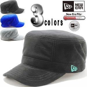 サーモライト(R)×ニューエラ ワークキャップ WM01 アジャスタブル ゴルフ フリース 3カラーズ THERMOLITE(R)×New Era Work Cap WM01 Adjustable Golf 3colors|cio