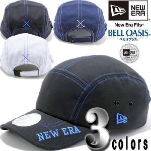 ベルオアシス(R)×ニューエラ ジェットキャップ アジャスタブル ゴルフ ベルオアシス 3カラーズ Bell Oasis(R)×New Era Jet Cap Adjustable Golf Bell Oasis|cio