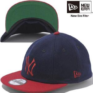 ニューエラ 8パネル1920キャップ クーパーズタウン ニューヨークヤンキース ネイビー レッド New Era 8-Panel 19Twenty Cap Coopers Town New York Yankees|cio